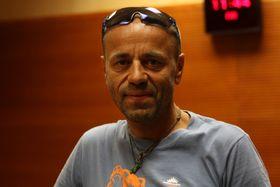 Radek Jaroš, photo: Milan Kopecký, ČRo