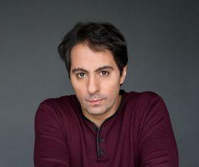 Saleem Ashkar (Foto: Neda Navaee, Archiv der Agentur SMART Communication)