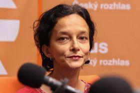 Neela Winkelmann (Foto: Luboš Vedral, Archiv des Tschechischen Rundfunks)
