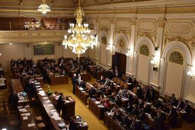 Lower house of Parliament, photo: Filip Jandourek
