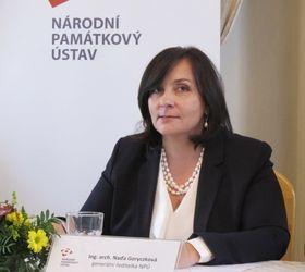 Naděžda Goryczková, foto: Martina Schneibergová