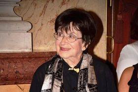Zuzana Růžičková, photo: Daniela Gabrielová, ČRo