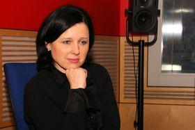 Věra Jourová (Šárka Ševčíková, Archiv des Tschechischen Rundfunks)