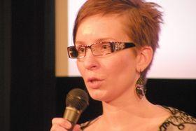 Богдана Рамбоускова, архивное фото: Кристина Макова, Чешское радио - Радио Прага