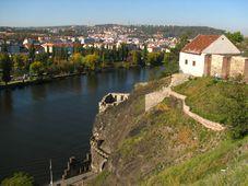 Вид от Вышеграда, фото: Штепанка Будкова
