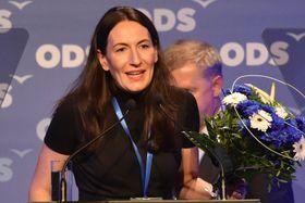 Alexandra Udženija (Foto: Filip Jandourek, Archiv des Tschechischen Rundfunks)