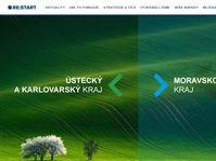 Offizielle Webseite des Programms Re:Start