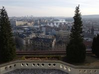 Une belle vue sur les ponts de la Vltava, photo: Ondřej Tomšů