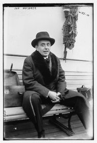 Jan Masaryk, photo: Library of Congress