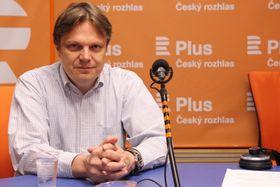 Pavel Kohout (Foto: Jana Trpišovská, Archiv des Tschechischen Rundfunks)