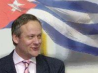 Le ministère tchèque des Affaires étrangères Cyril Svoboda, photo: CTK