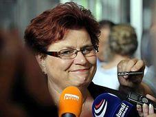 Marie Benešová, photo: CTK
