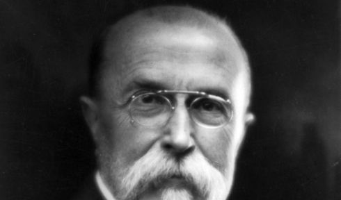 Tomáš Garrigue Masaryk, photo: Library of Congress / Public Domain