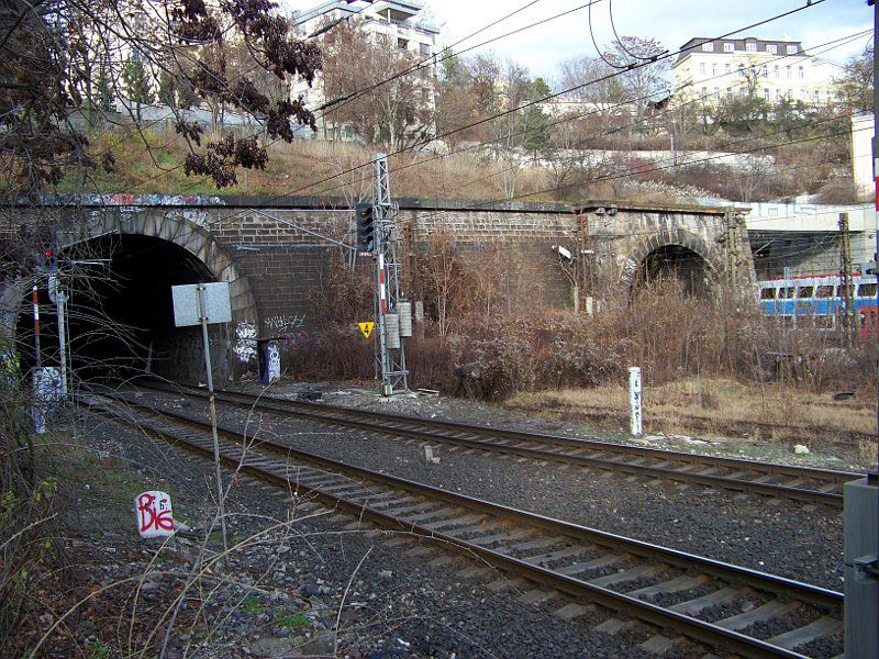 geschlossene bauweise tunnel