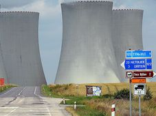 Temelín nuclear power plant, photo: Filip Jandourek