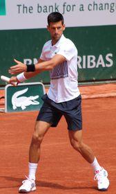 Novak Djokovic, photo: François GOGLINS, CC BY-SA 4.0