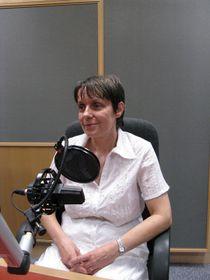 Olga Mojžíšová , foto: Kateřina Benešová, ČRo