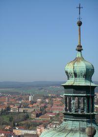 Ausblick über die Stadt Příbram (Foto: Ondřej Ježek, CC BY 3.0)