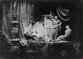Le daguerréotype de Kynžvart