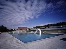 Brno sports complex in Kravi Hora, photo: www.architekt.cz