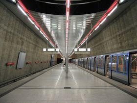 U-Bahn in München (Foto: FloSch, CC BY-SA 3.0)