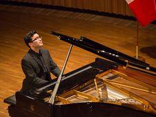 Gonzalo Aguilar, foto: Embajada de Perú