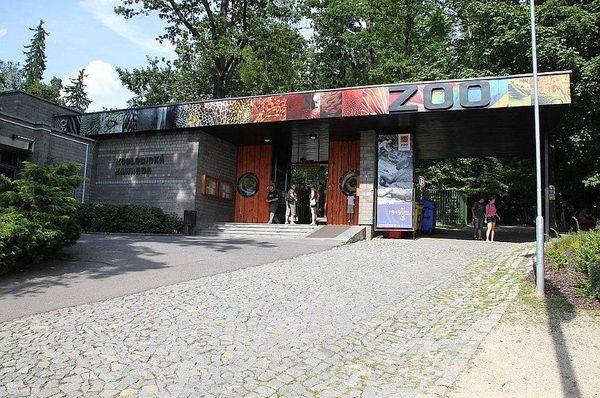 Zoológico de Liberec, foto: public domain