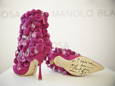 Zapatos de Manolo Blahnik, foto: ČTK