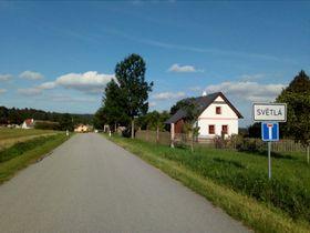 Dorf Světlá (Foto: Markéta Kachlíková)