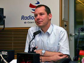 Петр Кратохвил, Фото: Алжбета Шварцова, Чешское радио