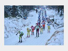 50-km-Isergebirgslauf (Foto: ČTK)