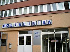 Orlová hospital, photo: Andrea Čánová