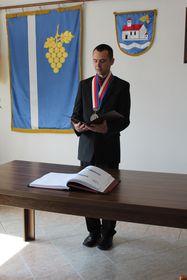 Miroslav Effenberger, photo: Archives de la comunne de Přibice