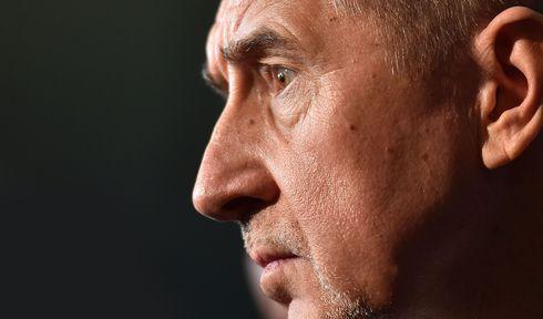 Andrej Babiš, foto: Filip Jandourek, ČRo