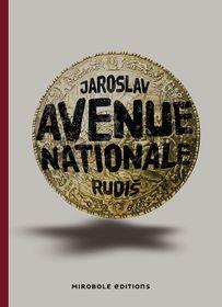 'Avenue nationale', photo: Mirobole Editions