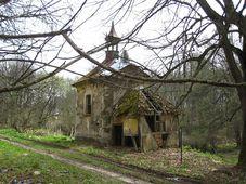 Barokní kaple ve Výškovicích, foto: Zdeňka Kuchyňová