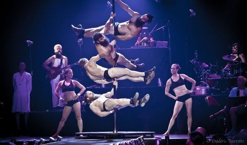 Cirque Alfonse - 'Barbu', photo: Frédéric Barrette / official website of Letní Letná