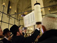 Foto: Comunidad Judía de Praga
