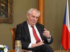 Miloš Zeman, photo: archive of the Office of the President