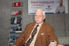Paul Millar, photo: Prokop Havel, Czech Radio