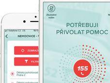 """Notruf-App """"Záchranka"""" (Foto: Záchranka app)"""