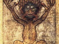 'Devil's Bible'