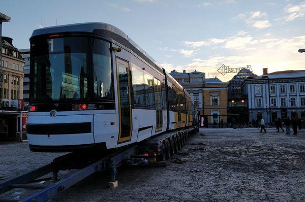 Transtech-Straßenbahn (Foto: Aceman87, CC BY-SA 4.0)