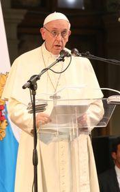 Папа Римский Франтишек, фото: Архив Папского католического университета в Чили