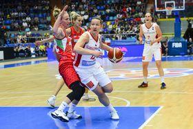 Tereza Vyoralová (à droite), photo: ČTK