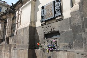 Church of Ss. Cyril and Methodius in Prague where Kubiš, Gabčík and their group died, photo: Ondřej Tomšů