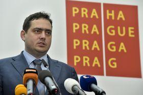 Petr Dolínek, photo: CTK