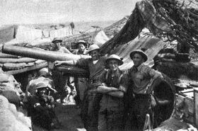 Czech troop at Tobruk (Photo: Public Domain)