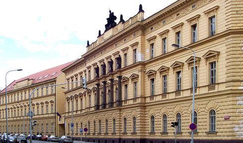 Министерство юстиции Чехии, Фото: Pecka CC BY-SA 2.5, Открытый источник