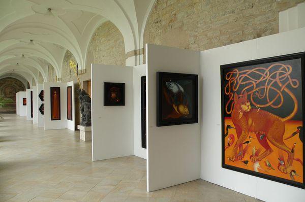 L'exposition de Lukáš Kándl 'L'Arche de Noé', photo: Magdalena Hrozínková